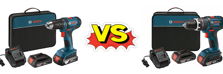 Bosch DDB181-02 Vs. DDS181-02 Review