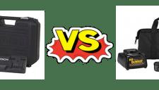 Hitachi 18V vs. Dewalt 18V