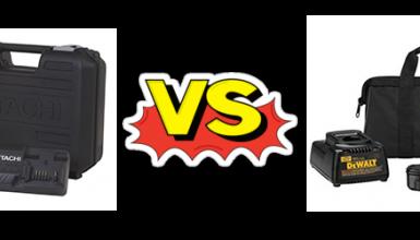 Hitachi 18V Vs. Dewalt 18V Cordless Drill Review