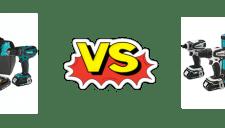 Makita XT273R vs. CT200RW
