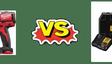 Milwaukee vs. Dewalt