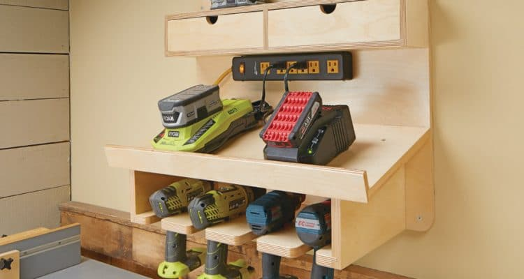 Best Cordless Drill Battery Charger & Charging Station