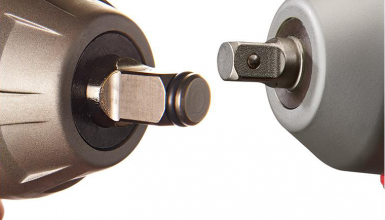 Impact Wrench: Hog Ring Vs Detent Pin