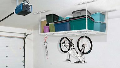 Best Overhead Garage Storage Ceiling Racks (Super Useful Ideas)